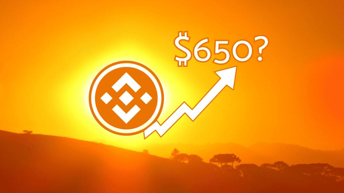 Bnb Price Prediction Is Binance Coin Ready For 650