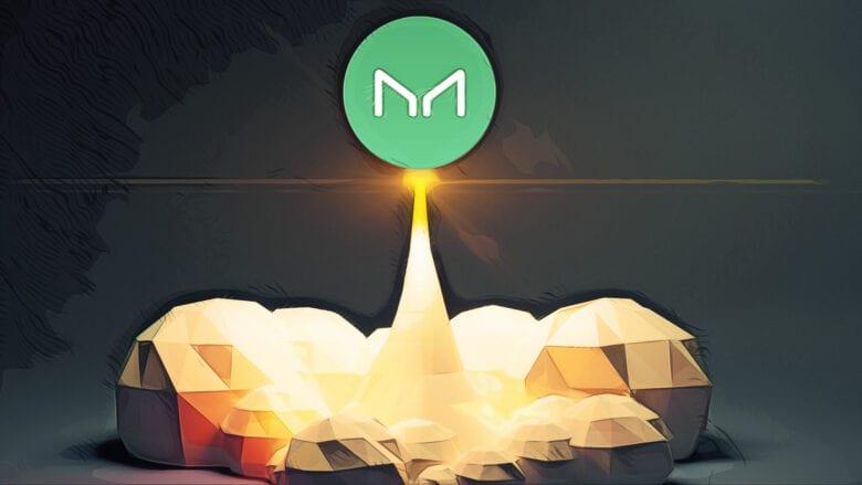Maker Price Analysis Mkr Blast
