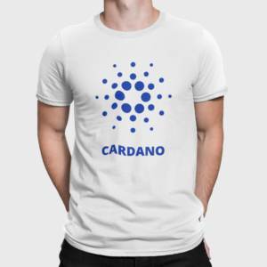 Cardano T Shirt For Men White