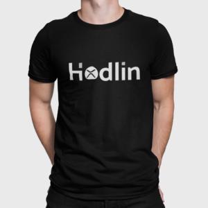 Hodlin Xrp T Shirt For Men Black