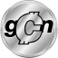 GCN Coin icon