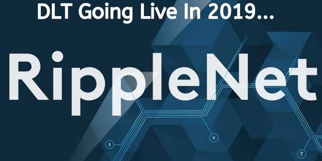 Ripple XRP: DLT Going Live In 2019 | DTCC
