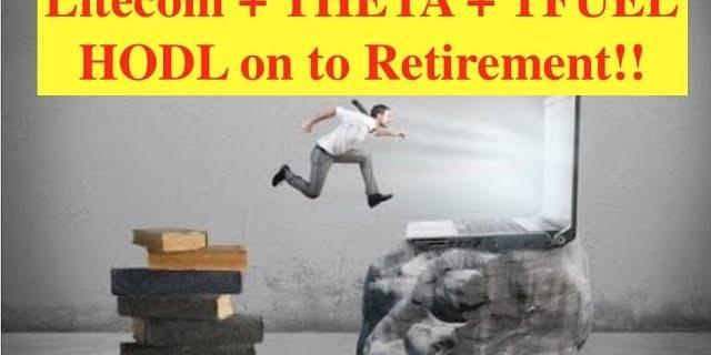 Litecoin + THETA + TFUEL = Early Retirement in STYLE!! (Bix Weir)