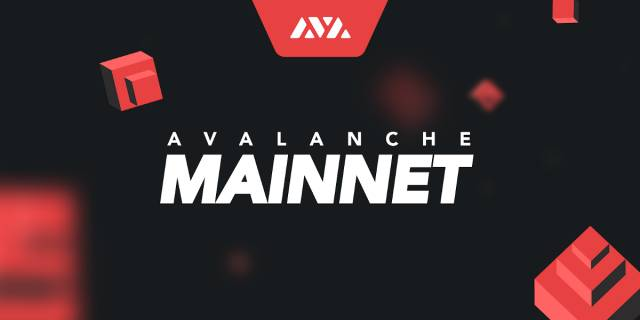 Avalanche Mainnet is Live
