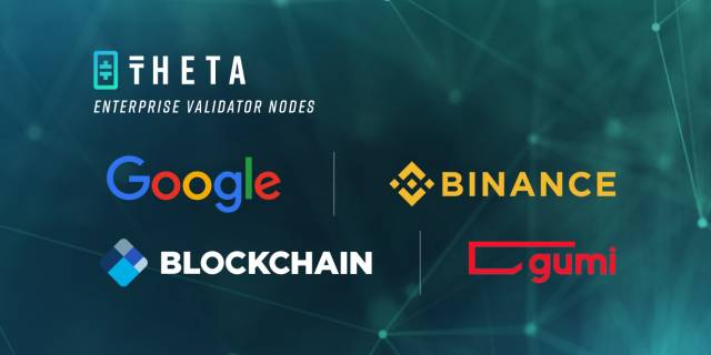 Theta Labs announces Google Cloud as Enterprise Validator and Launch Partner for Theta Mainnet 2.0