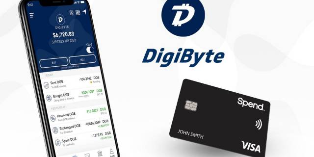 DigiByte Now Available on the Spend App - Spend - Medium